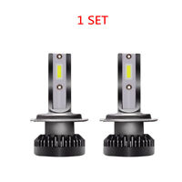 2x H1 800W 6000K 16000LM H1 LED Lamp Headlight Kit Car Beam Bulbs Bright Lamps