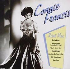 Connie Francis Robot man (compilation, 20 tracks)  [CD]