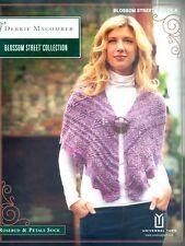 Universal Yarn ::Blossom Street Book 6:: Rosebud & Petals Sock 50% OFF!