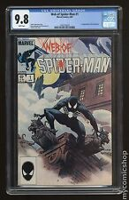 Web of Spider-Man (1985 1st Series) #1 CGC 9.8 1465720025
