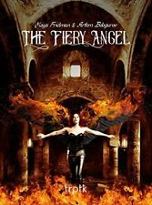 Prokofiev: The Fiery Angel Cd Maya Fridman & Arton Bobgurov