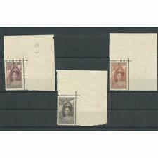 Suriname 104-110 Wilhelmina HOEKzegels MNH/postfris CV 675 € CERTIFICAAT !!