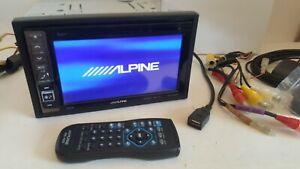 "ALPINE INE-W990BT CD DVD USB Bluetooth Navigation 2Din Autoradio 6,2""Touch"
