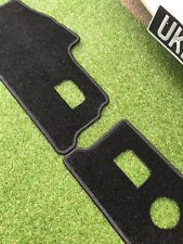 VW t2 Bay Camper Bus Black Kick Panels As Originals & Extra To VW Cab Mat Set