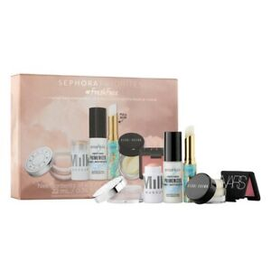 Sephora Favourites # Fresh Face Hydrating Face Essentials Makeup /Skin Care Kits