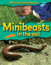 In the Soil (Where to Find Minibeasts)