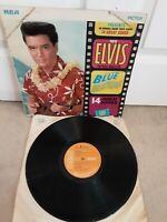 """Elvis Presley – Blue Hawaii Vinyl 12"""" LP RCA SF 8145 1980 Reissue"""