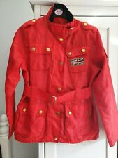 girls BARBOUR coat age 10-11 years