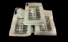 4000 Plastic Money Coin Bank Bags No Mixed Coins Change Cash Retail