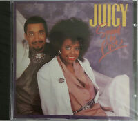JUICY - SPREAD THE LOVE -  BRAND NEW FACTORY SEALED AUDIO CD