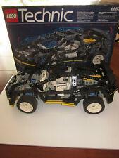 TRES RARE LEGO TECHNIC 8880 VOITURE SUPERCAR SPORTCAR Occasion Montée avec boite