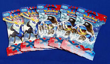 Pokemon Xy Series 1 Xy1 Booster Pack Lot Of 5 Sealed Free Shipping