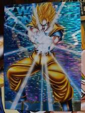 Carte Dragon Ball Z DBZ Collection Card Gum Part 4 #SSP-01 Secrete ENSKY 2006