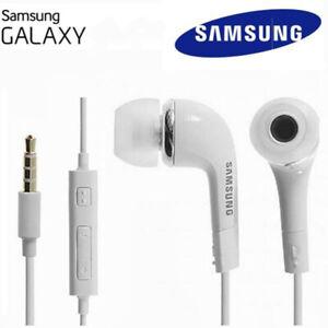 New Samsung Handsfree Headphones Earphones PHF Earbud with Mic- EHS64AVFWE