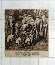 1937 Rat Hunt At Lower Wick, Gloucester, Jack Hazzell Over 3000 Kills