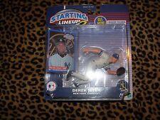2001 Starting Lineup 2 baseball Derek Jeter New York Yankees