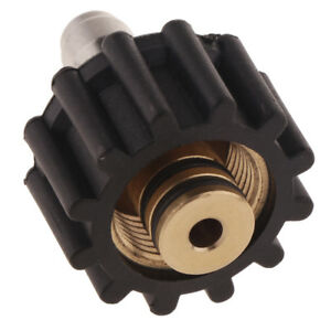 """1/4"""" Variety Degrees 4000 PSI Connect Pressure Washer Nozzle Accessories"""