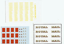 Royal Mail Post Offices Letters & Numbers (Pre-1964) Modelmaster MM4400 L1