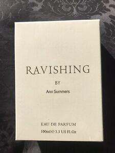 Ann Summers Ravishing Eau De Parfum - 100ml *New & Sealed*