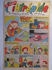 L'INTREPIDE 373  ANNEE 1956