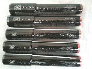 Brand NEW - Avon True Color Lip Crayon Lot of 2
