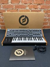 MOOG Subsequent 37 Paraphonic Analog Keyboard Synthesizer CLEAN