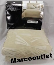 Hotel Collection Crystalle FULL / QUEEN Duvet Cover Champagne