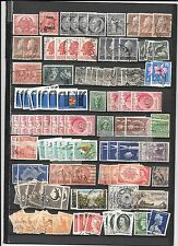 AUSTRALIA- A real hodge-podge of many stamps