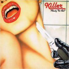 KILLER - Ready For Hell  [Re-Release] DIGI