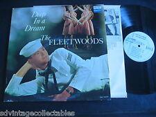 Fleetwoods Deep in a Dream Record LP Dolton Navy Sailor Rock Pop Orig VG++