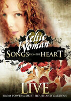 Celtic Woman: Songs from the Heart DVD (2013) Celtic Woman cert E ***NEW***