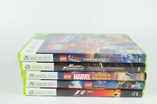 Microsoft XBOX 360 Video Game Bundle Job Lot - Lego