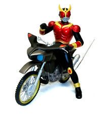 """Japanese Manga Anime Rangers MASKED RIDER 6"""" boxed figure on Bike Style 2"""