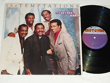 THE TEMPTATIONS-Together Again (1987) MOTOWN LP