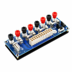 upgrade version ATX Power supply Breakout Adapter with USB 5V port