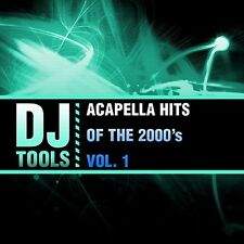 Dj Tools - Acapella Hits Of The 2000's, Vol. 1 [New CD] Manufactured On Demand