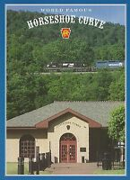 World Famous HORSESHOE CURVE in ALTOONA, Pennsylvania (Out of Print NEW BOOK)
