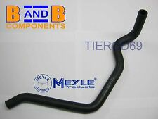 VW GOLF MK1 CABRIOLET CADDY SCIROCCO  WATER PIPE TO EXPANSION TANK HOSE C992