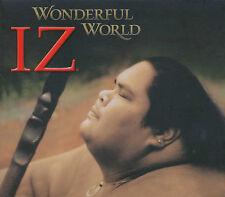"""IZ - Wonderful World - - Israel """"IZ"""" Kamakawiwo`ole - New CD"""