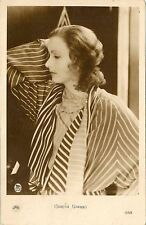 CPA PHOTO CELEBRITE GRETA GARBO