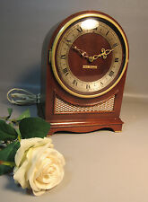 Seth Thomas Electric Westminster Chiming Mantle Clock c1950 Self Starting