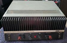 Harman Kardon Citation 12 Dual Mono Power Amplifier