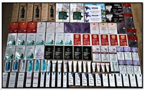 PROMO Lot 100 échantillons Nuxe,Garancia, Avene,Roche Posay,Erborian,etc