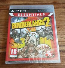 BORDERLANDS 2 Essentials Jeu Sur Sony PS3 Playstation 3 Neuf Sous Blister VF