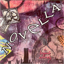 Novella-A Liquid Earth CD 1992 Star Song Records Sealed