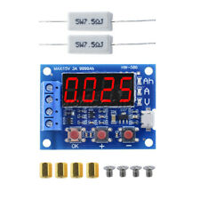 HW-586 Li-ion Lithium Battery Capacity Meter Discharge Tester 1.2~12V Repl ZB2L3