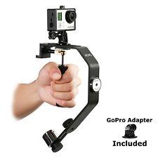 Movo Video Handle Grip Shake Stabilizer System for GoPro HERO HERO2 HERO3 HERO4