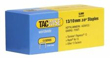 Tacwise 13 Series Staples 10mm (5000) TAC0235