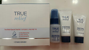 [Etude House] True Relief Moist Special Trial Kit (3pcs)