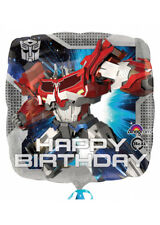 Transformers Buon Compleanno Elio Festa Palloncino